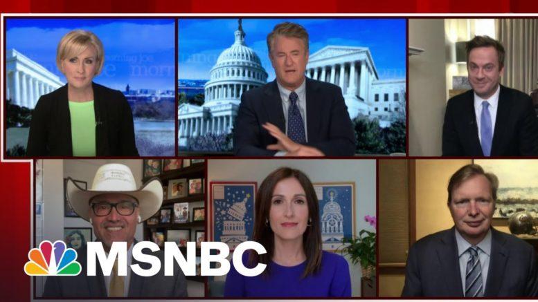 New Report Looks At The 2020 Latino Vote | Morning Joe | MSNBC 1