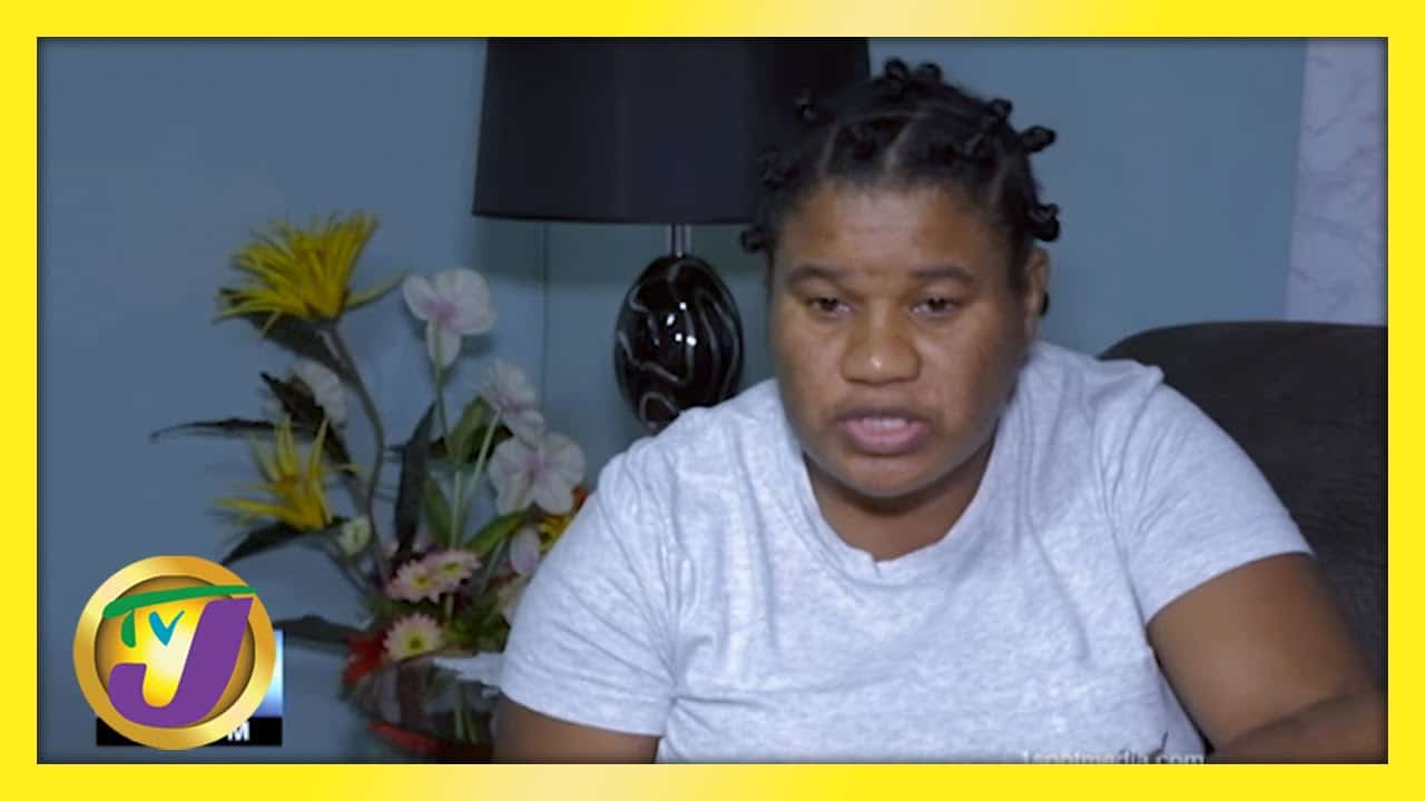 Jamaican Mother in Pain Over loss of 17 yr Old Daughter   TVJ News - March 1 2021 1