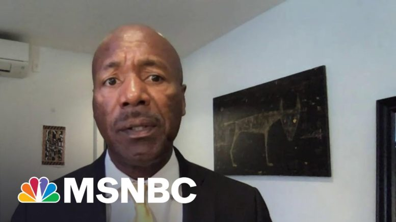 Butler: Chauvin Prosecution Goal To Show This Is 'Not About The National Reckoning On Race' | MSNBC 1