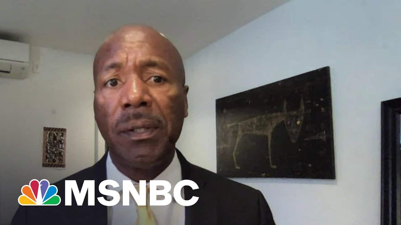 Butler: Chauvin Prosecution Goal To Show This Is 'Not About The National Reckoning On Race'   MSNBC 1