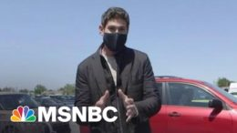 """How A """"Vaccine Fest"""" In New Orleans Is Removing Barriers To Vaccinations 