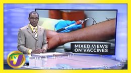 Mixed Views on Vaccines, Gov't Won't Force Jab | TVJ News - March 1 2021 9