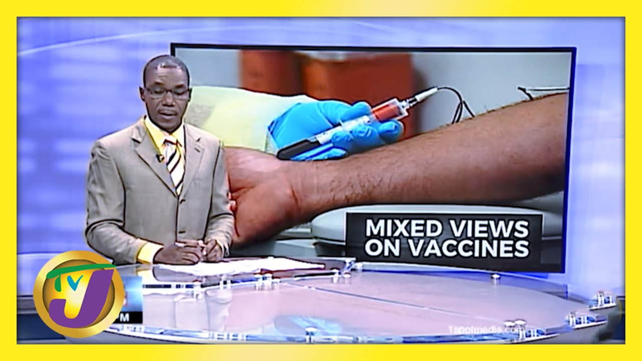 Mixed Views on Vaccines, Gov't Won't Force Jab | TVJ News - March 1 2021 1