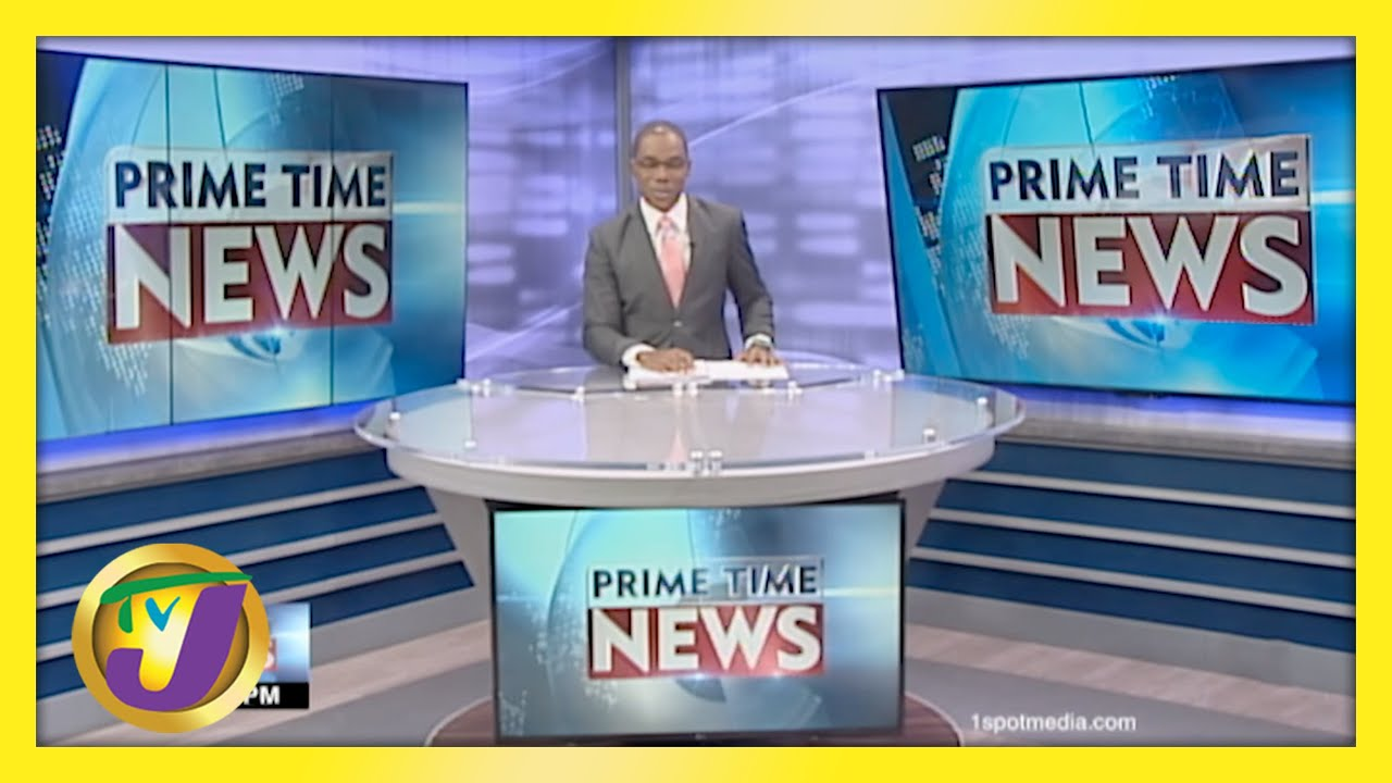 Jamaica News Headlines | TVJ News - March 26 2021 1