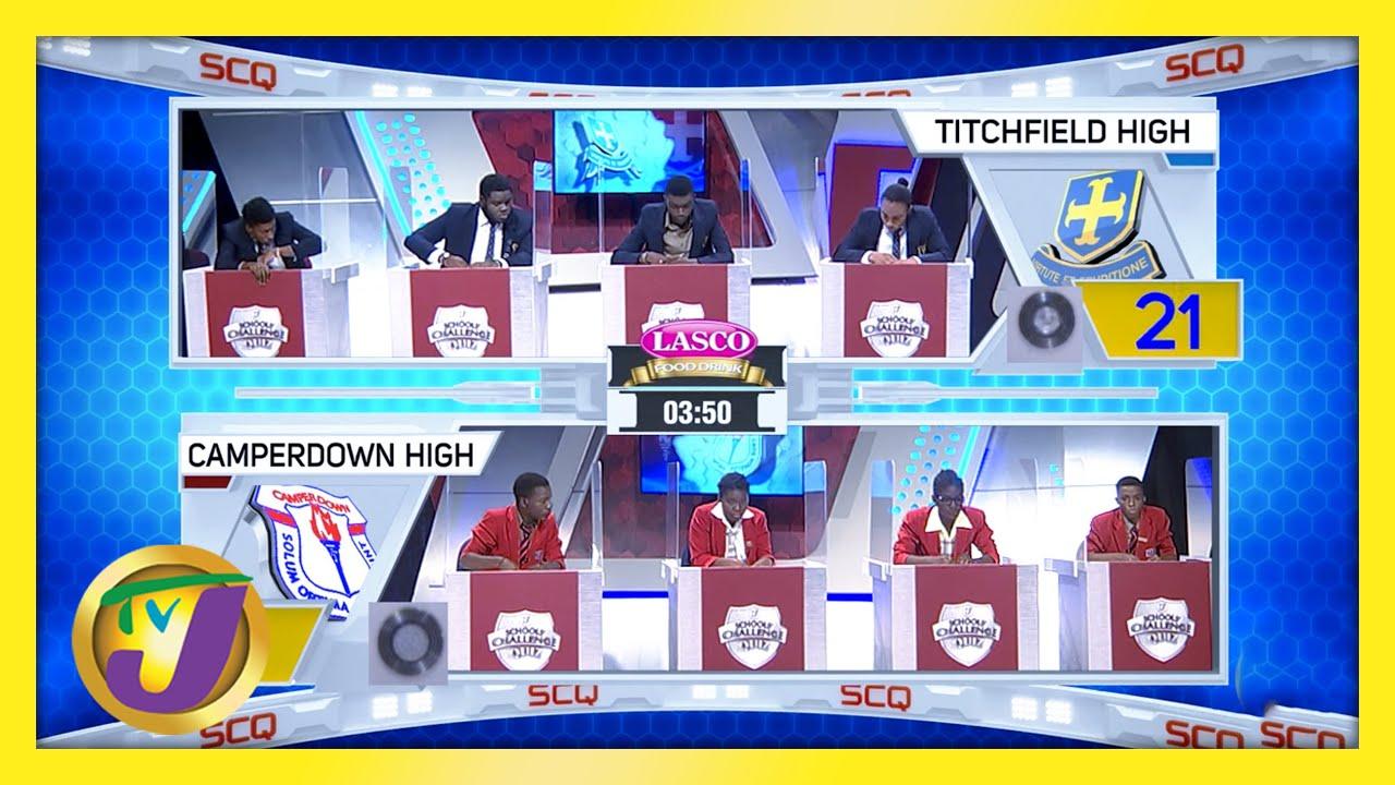 Titchfield High vs Camperdown High: TVJ SCQ 2021 - March 1 2021 1