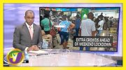 Spike in Crowds as Jamaicans Prepare for Lockdown | TVJ News - March 26 2021 4