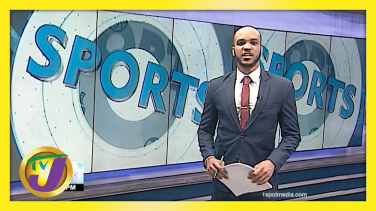 Jamaica Sports News Headlines - March 26 2021 1