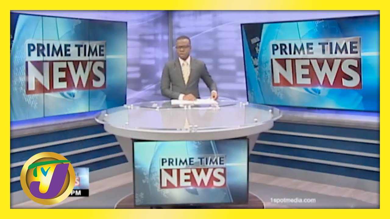 Jamaica News Headlines   TVJ News - March 27 2021 1