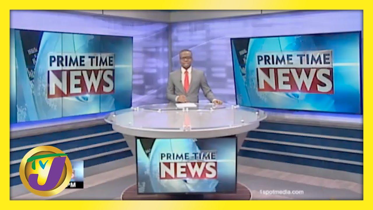 Jamaica News Headlines | TVJ News - March 28 2021 1