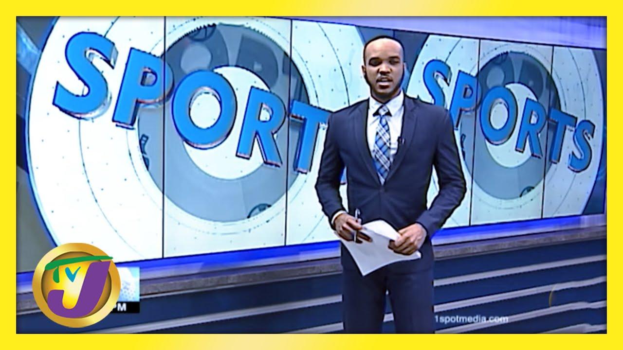 Jamaica Sports News Headlines   TVJ News - March 1 2021 1