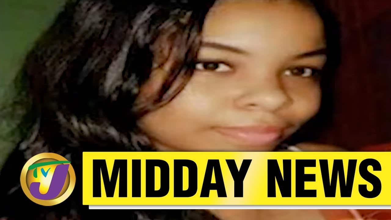 Suspect in Khanice Jackson Case to be Charged | Jamaica Covid Cases Increase - March 29 2021 1