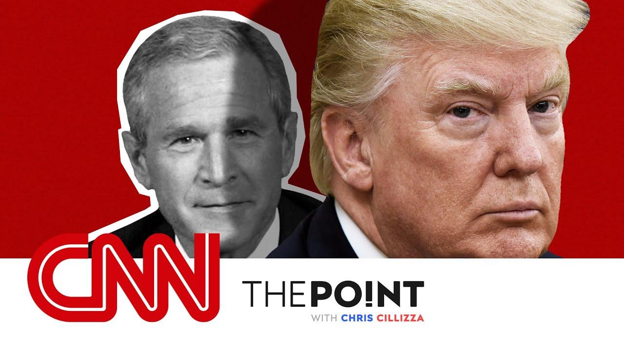 It's George W. Bush vs. Donald Trump's GOP 1