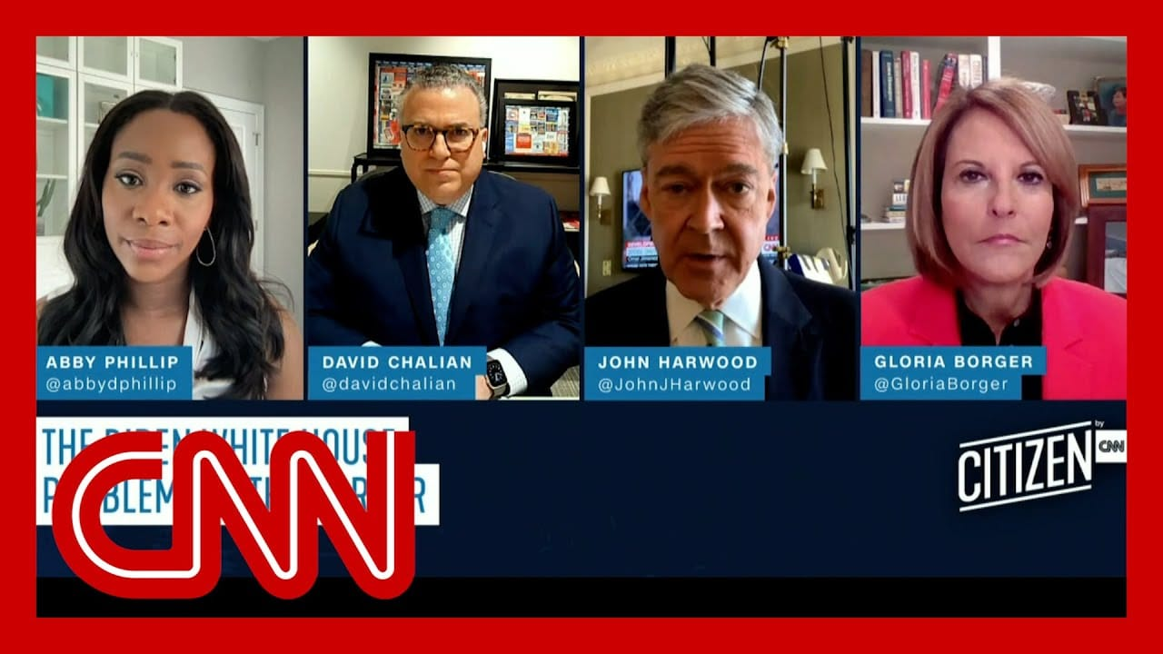 From the border crisis to vaccinations: Biden's mounting challenges | Citizen by CNN 1