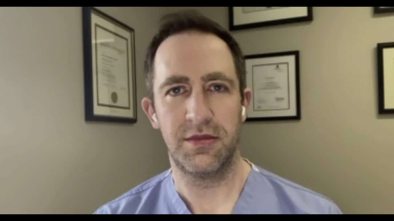 """Doctor's warning on COVID-19: """"Variants have won… every single one of my patients has the variant"""" 1"""
