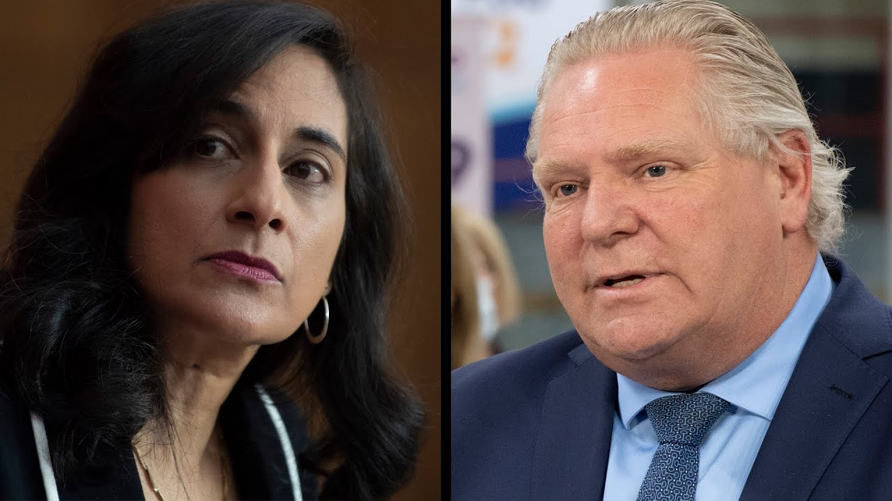 """Anand fires back at Ford's criticism, says his complaints aren't """"'supported by the facts"""" 1"""