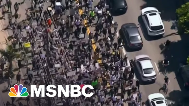 NYC Council Speaker: Qualified Immunity Is A 'Broken Legal Doctrine' | The Last Word | MSNBC 1