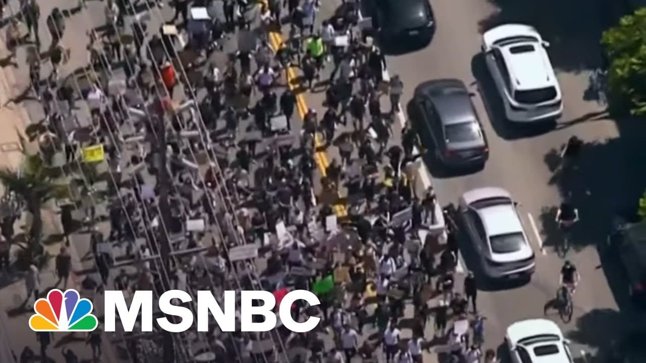 NYC Council Speaker: Qualified Immunity Is A 'Broken Legal Doctrine'   The Last Word   MSNBC 2