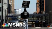 Chauvin Jury Hears From 911 Operator Who Saw Floyd Arrest | The 11th Hour | MSNBC 2