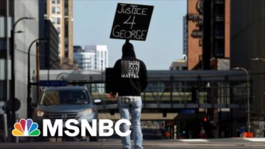 Chauvin Jury Hears From 911 Operator Who Saw Floyd Arrest | The 11th Hour | MSNBC 6
