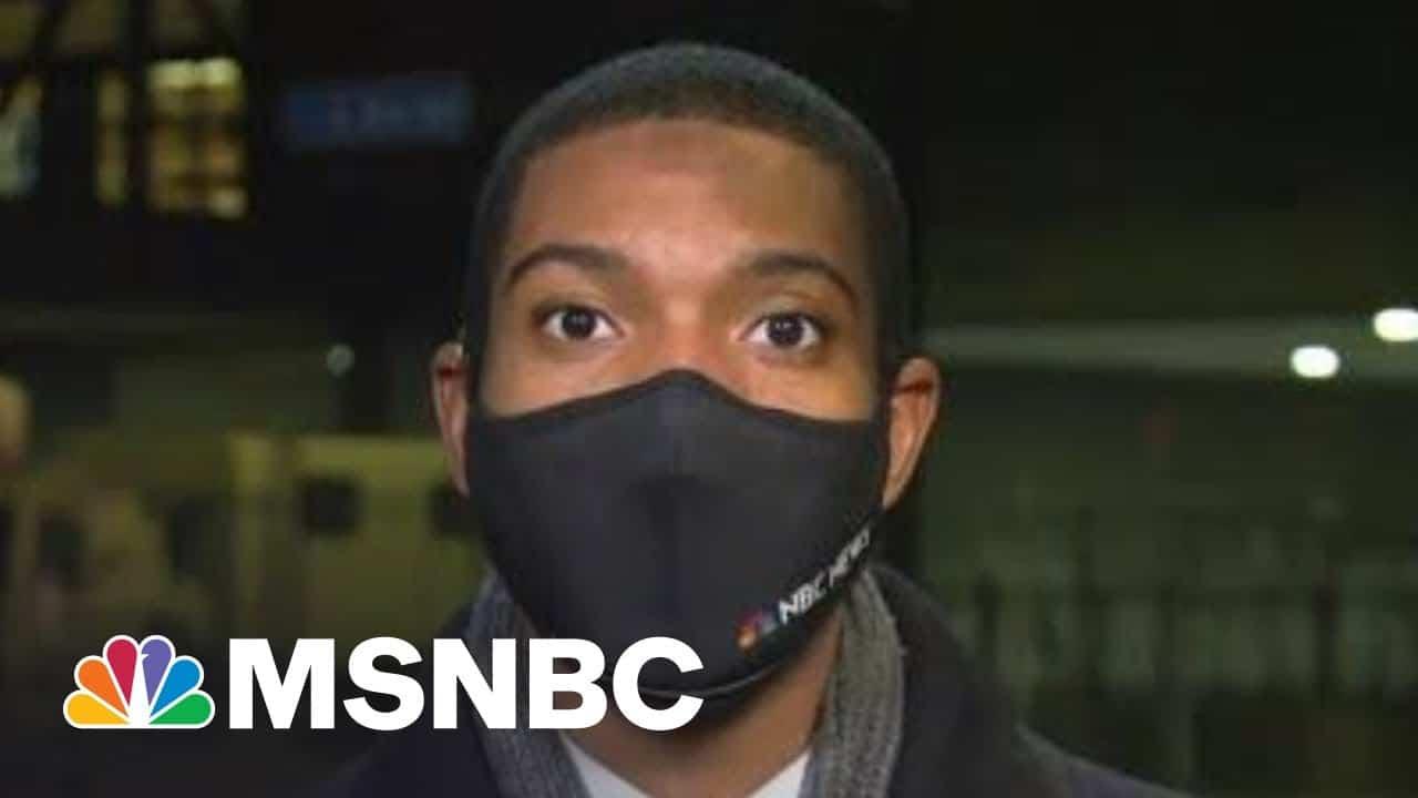 Trial Of Former Officer Accused Of Killing George Floyd Begins   Morning Joe   MSNBC 1