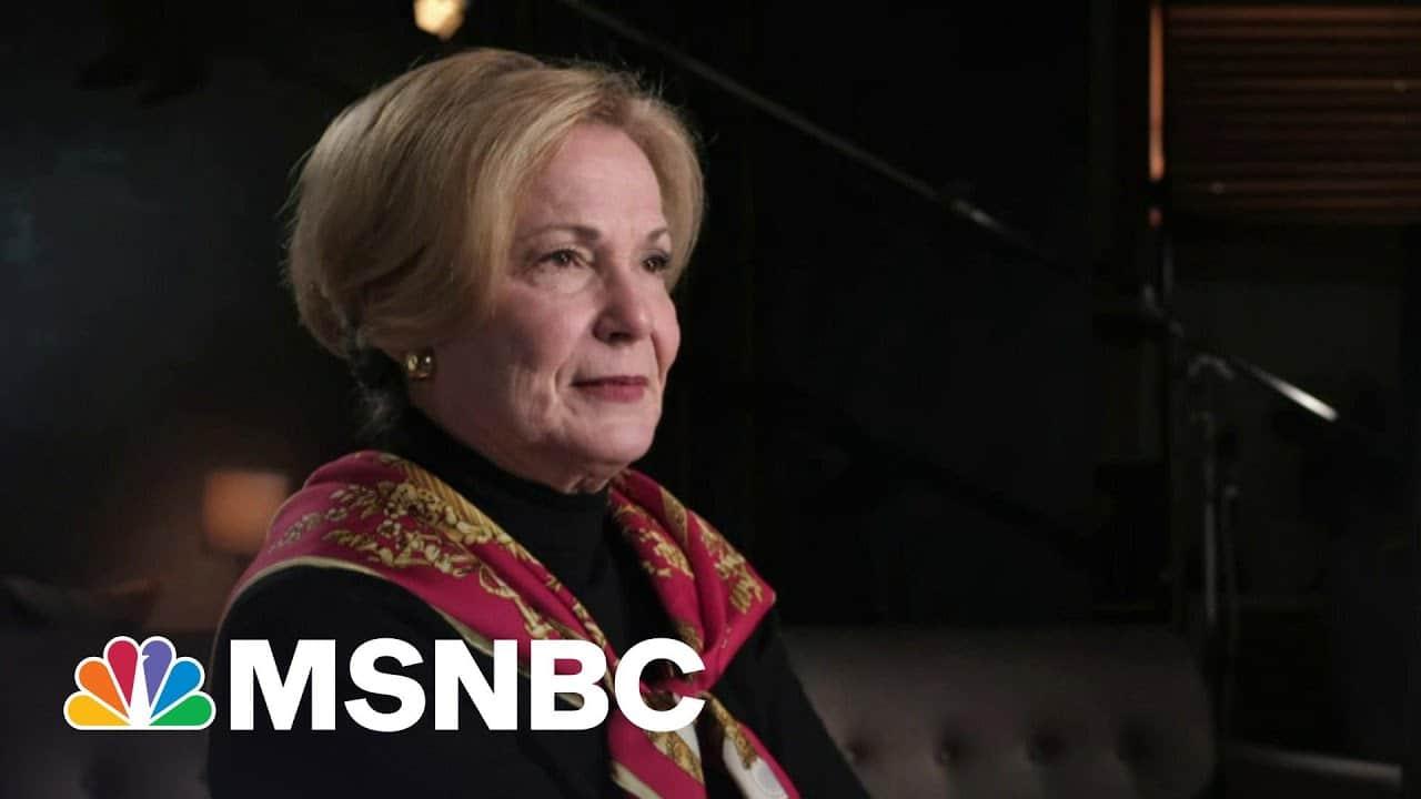 Trump Lashes Out At Fauci, Birx On Covid-19 Response | Morning Joe | MSNBC 1