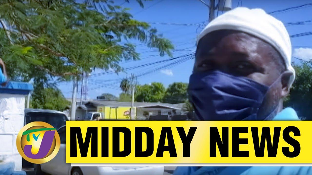 Jamaica's Covid-19 Cases Surpasses 23,000 - March 2 2021 1