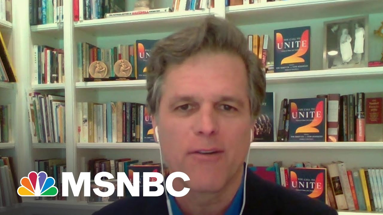 'The Call To Unite' Seeks To Bring People Together During A Pandemic   Morning Joe   MSNBC 1