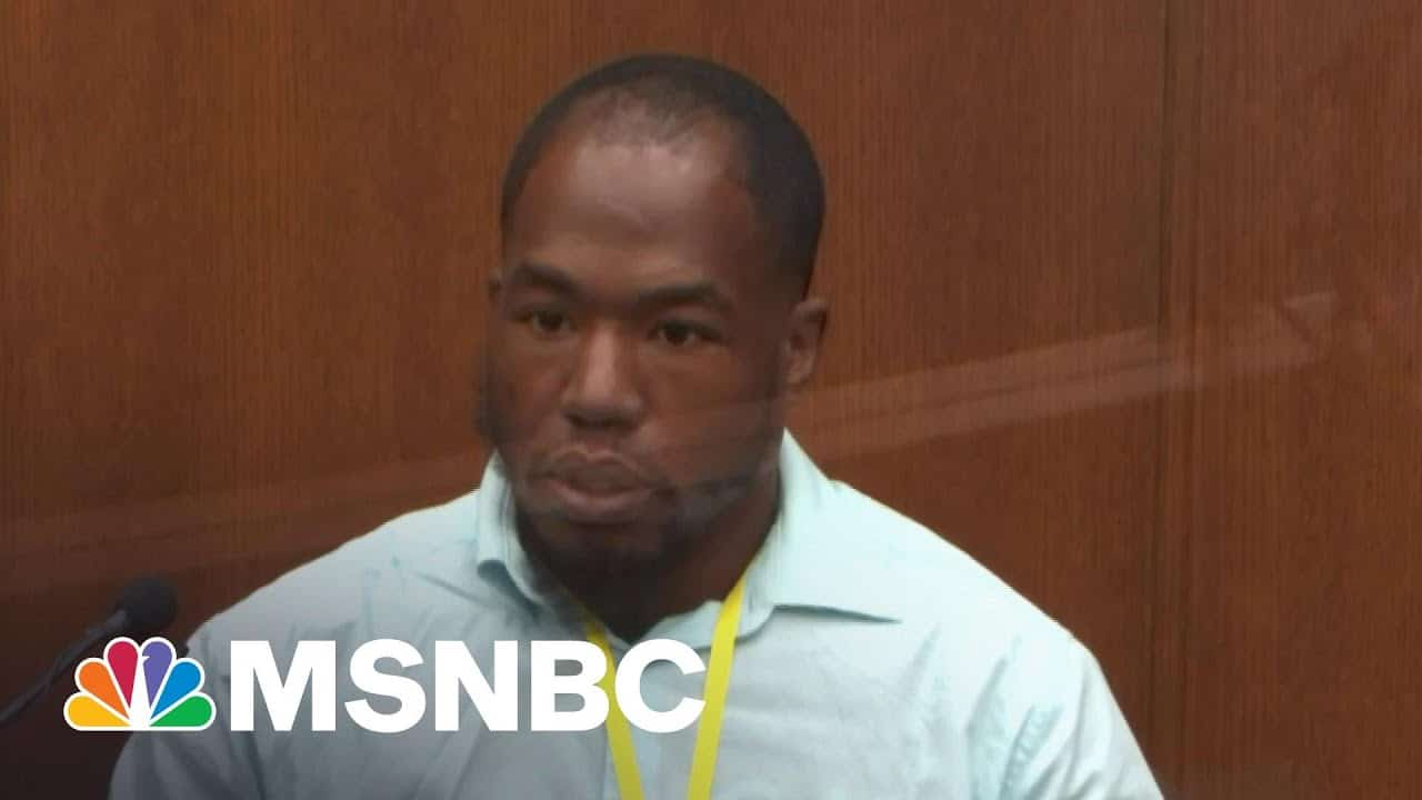 Eyewitness Explains Why He 'Called The Police On The Police' | MSNBC 1