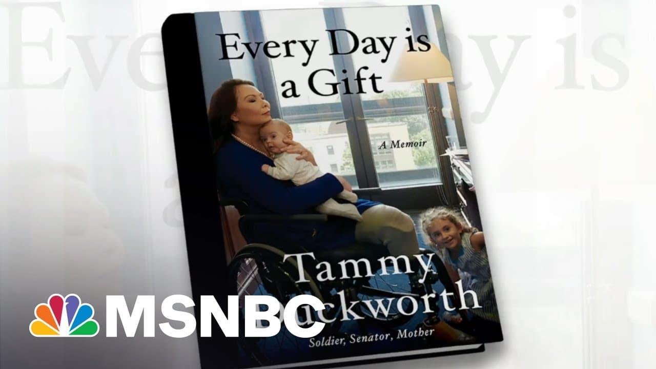 Sen. Duckworth On Memoir: I Wanted To Write This Book For My Daughter | Morning Joe | MSNBC 1