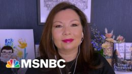Sen. Duckworth: You Shouldn't Be Filibustering Voting Rights For All Americans | Morning Joe | MSNBC 4
