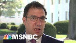 Slavitt As Vaccinations Ramp Up: 'We're Not Out Of This Pandemic Yet' | Stephanie Ruhle | MSNBC 7