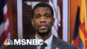 Slavitt As Vaccinations Ramp Up: 'We're Not Out Of This Pandemic Yet'   Stephanie Ruhle   MSNBC 2