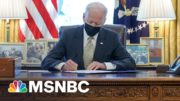 Biden Signs PPP Extension Act: 'A Bipartisan Accomplishment' | MSNBC 4