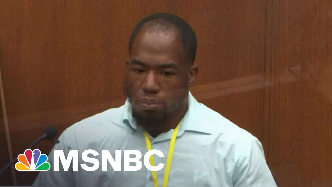 'Mr. Williams Was Particularly Effective': Unpacking This Morning's Witness Testimonies | Katy Tur 9