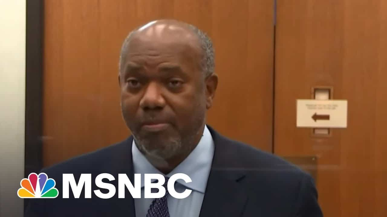 Witness Says Police Never Tried To Provide Medical Aid To George Floyd | The ReidOut | MSNBC 1