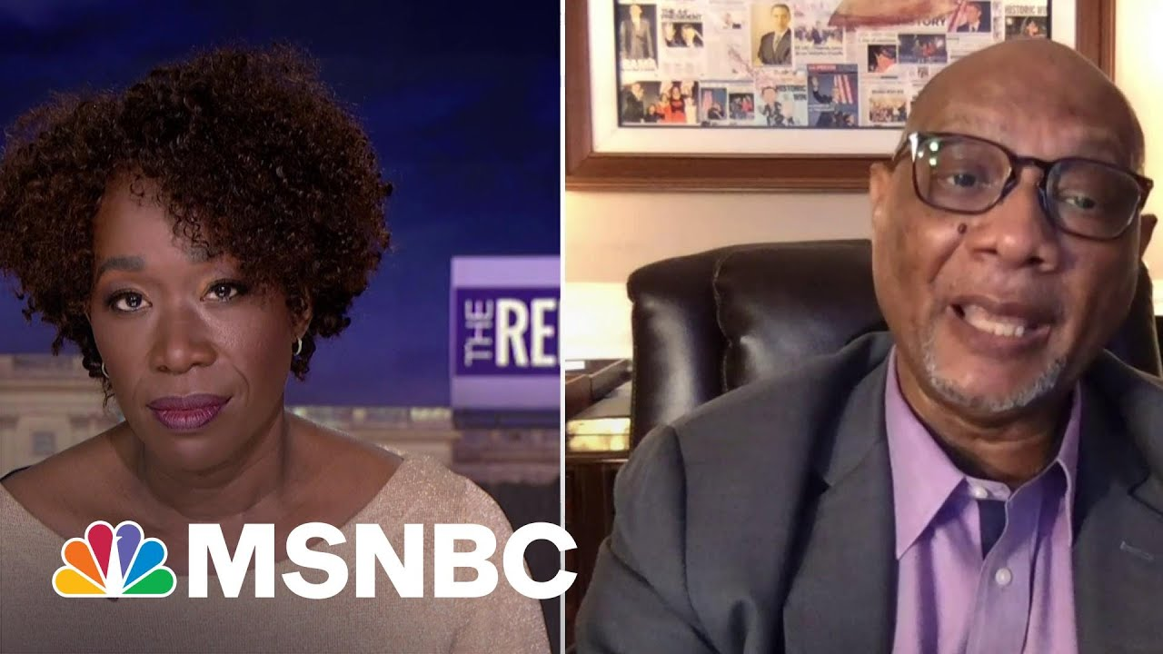 Voting Rights Groups Call For Economic Boycott Of Georgia   The ReidOut   MSNBC 1