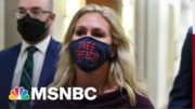 How The GOP Is Turning 'Vaccine Passports' Into Latest Covid Culture War | All In | MSNBC 4
