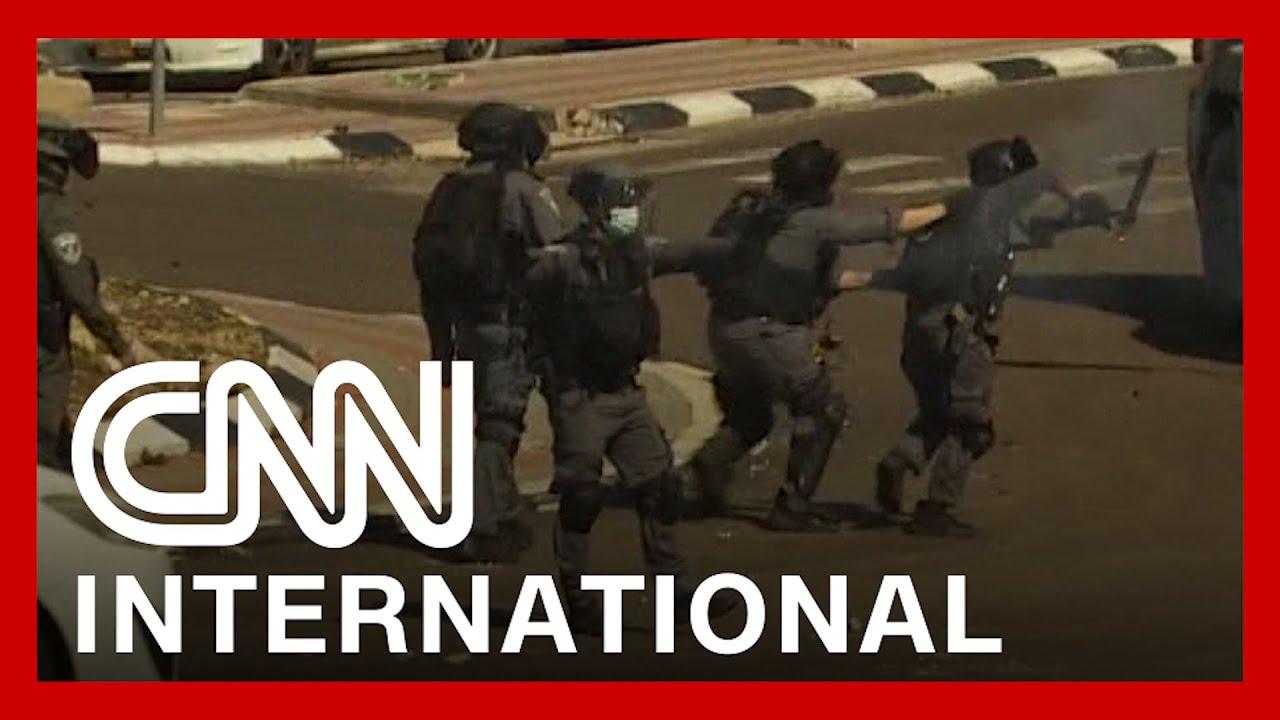 Violence in Arab-Israeli towns intensifies 1