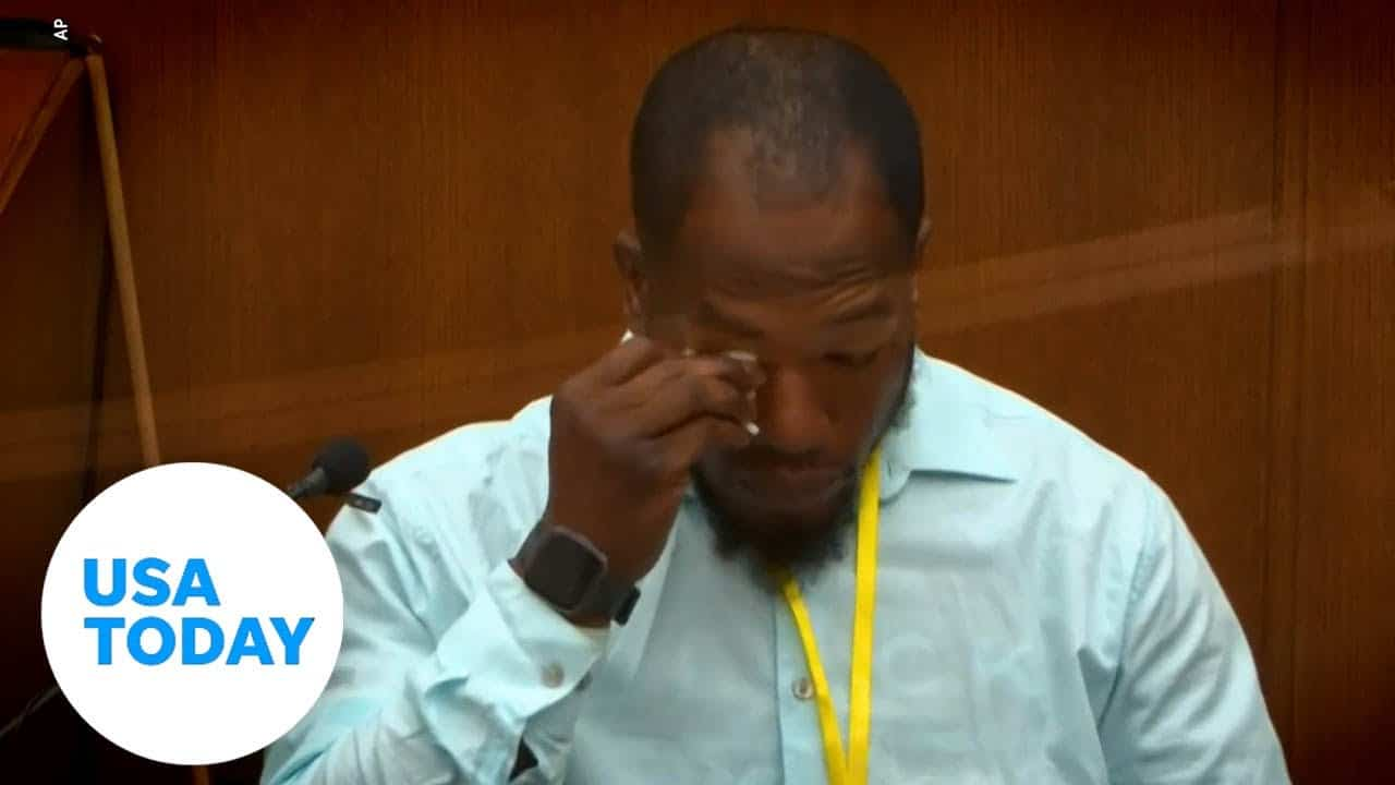Witnesses at Derek Chauvin trial share regret not helping George Floyd | USA TODAY 4