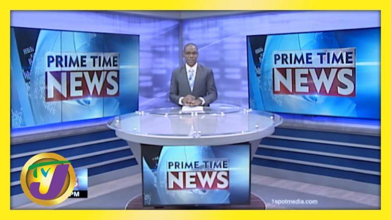 Jamaica News Headlines | TVJ News - March 29 2021 1