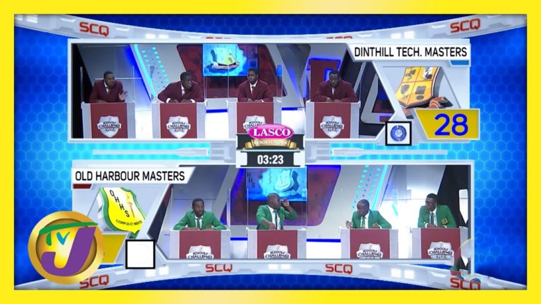 Dinthill Technical Master vs Old Harbour Masters: TVJ SCQ 2021 - March 29 2021 1