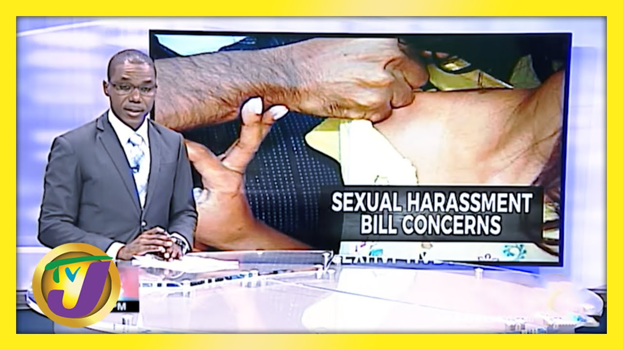 Sexual Harassment Bill Concerns   TVJ News - March 29 2021 1