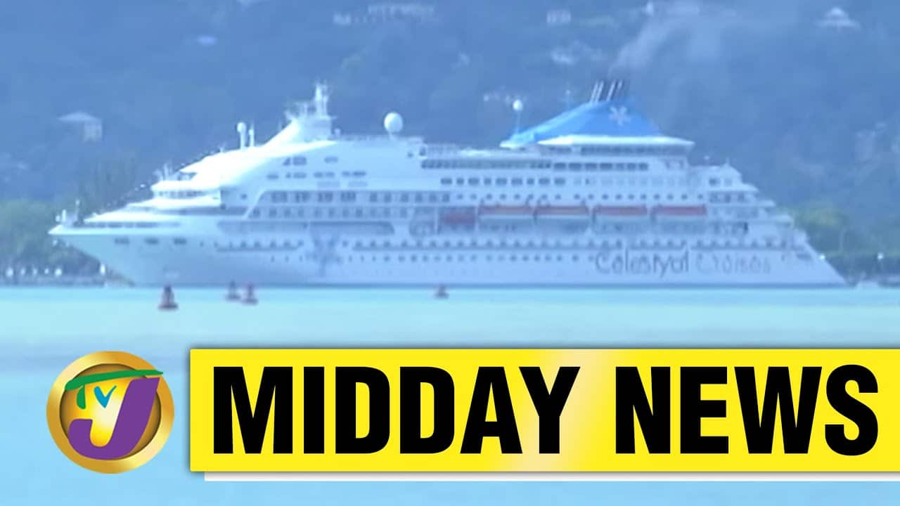 Uncertainty Looms in Jamaican Cruise Ship Sector - March 30 2021 1
