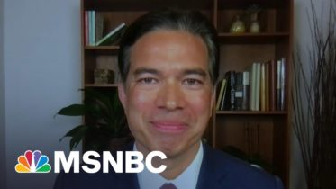 Rob Bonta: 'I Will Fight With You To Make Sure Justice Is Done' | The Last Word | MSNBC 6