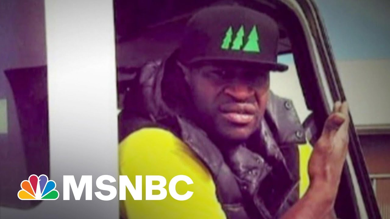 Witnesses Detail The Final Moments Of George Floyd's Life   The 11th Hour   MSNBC 1