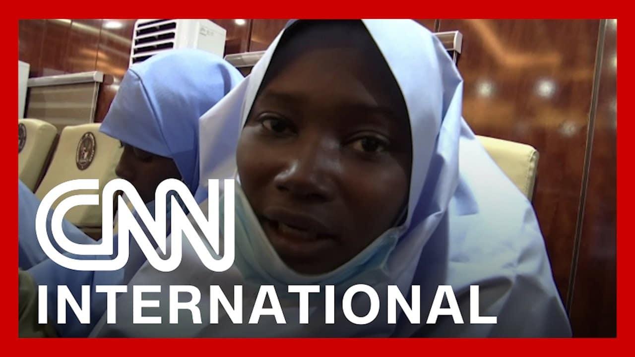 Released Nigerian schoolgirl recounts harrowing kidnapping 1