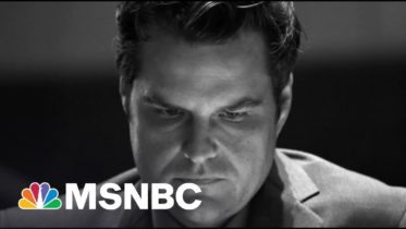 Gaetz Denies Wrongdoing And Claims Extortion After Bombshell Report | The 11th Hour | MSNBC 6