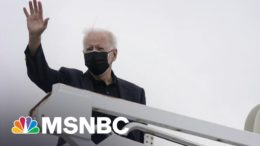 Biden's Approval Rating Over 50 Percent, Majority Approve Of His Handling Of Pandemic | Morning Joe 5