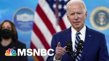 Biden Unveils New Details Of $2.2T Infrastructure Plan | Morning Joe | MSNBC 6