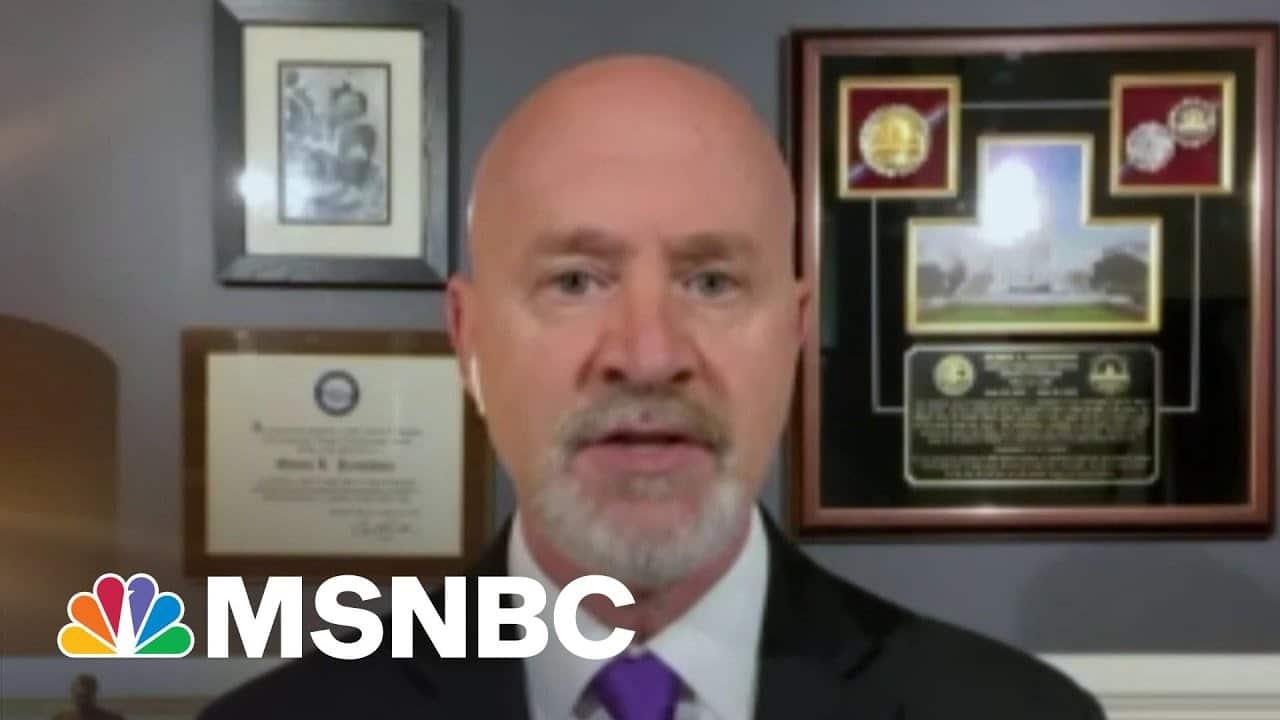Former Federal Prosecutor Says Rep. Gaetz 'Grasping At Straws' Amid DOJ Probe | Stephanie Ruhle 1